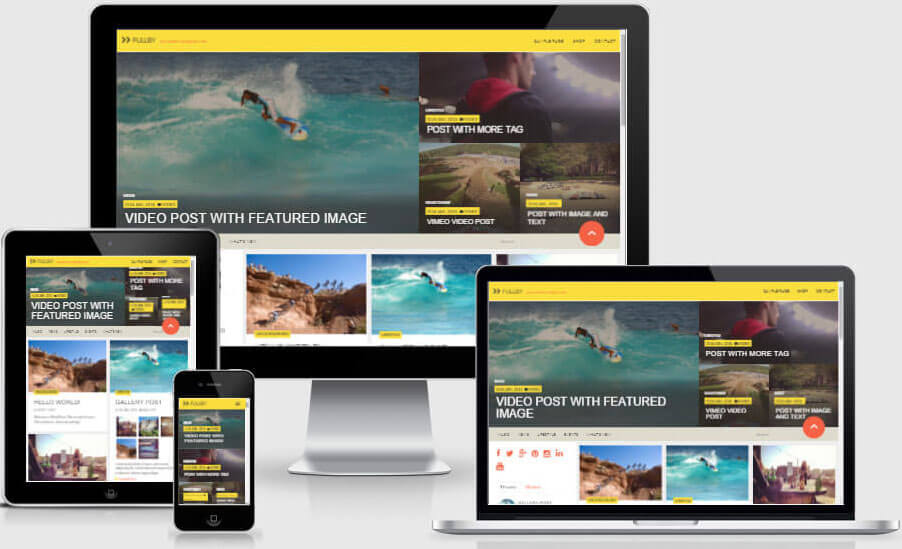 FULLBY - Responsive Magazine WordPress Theme
