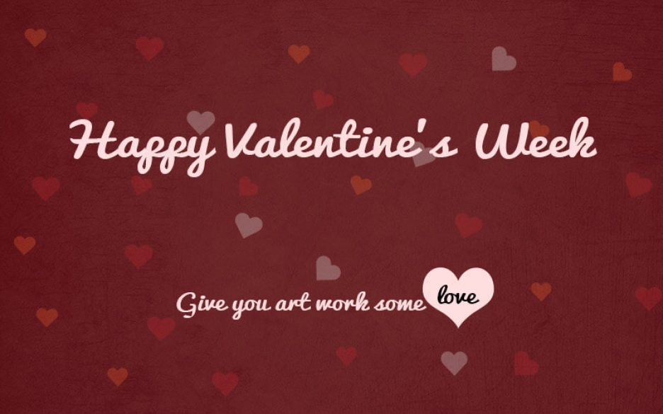 Happy Valentines Day 2016 WordPress Gifts