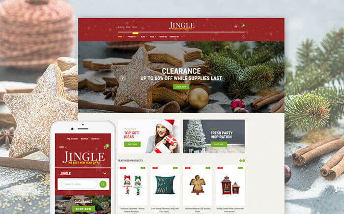 Christmas Shopify Theme