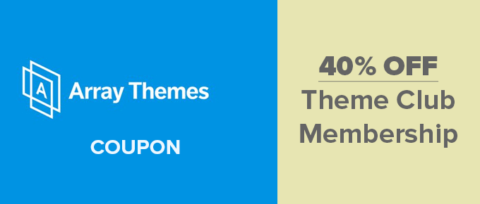 arraythemes coupon