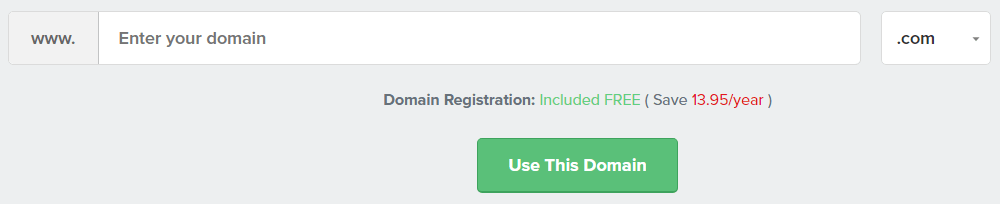 fastcomet register domain