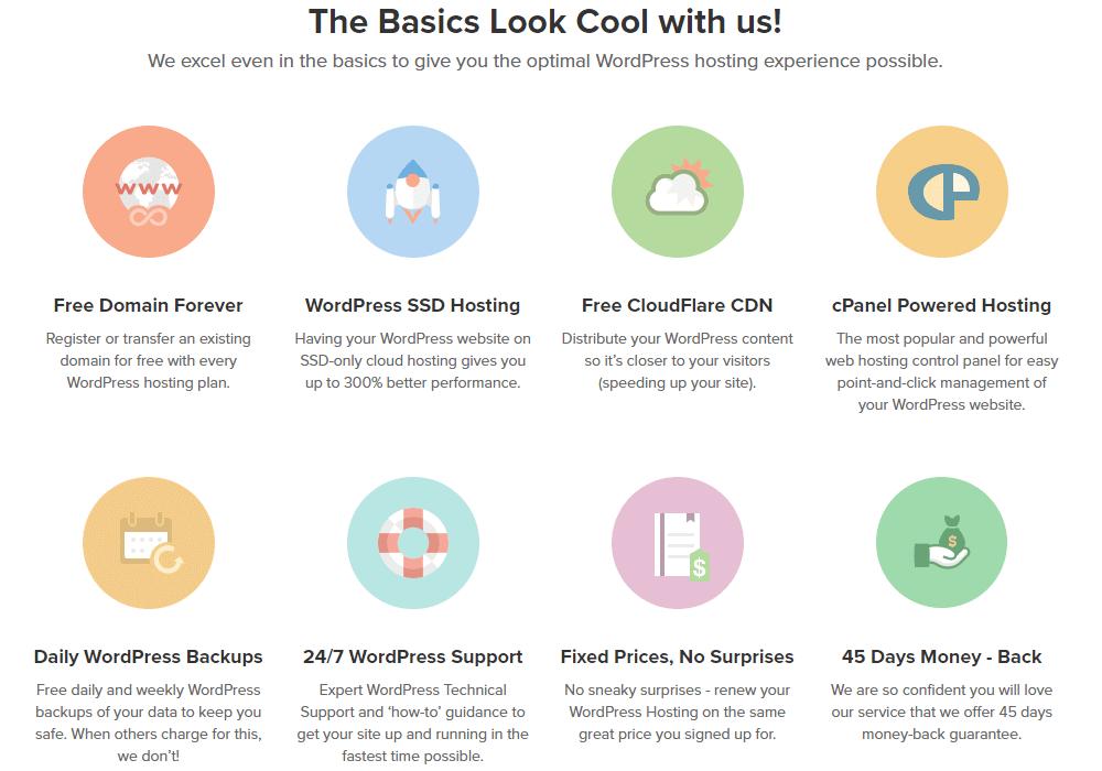 fastcomet wordpress hosting