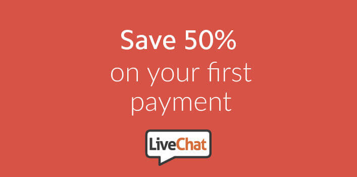 LiveChat Inc Black Friday Deal