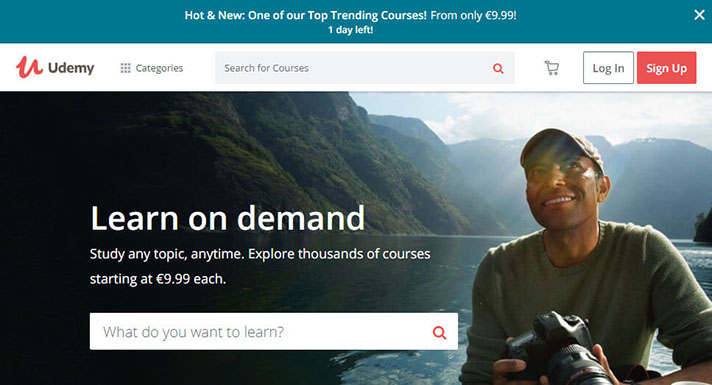 $9 99 Udemy Coupon Any Course + Free Courses - SavvyTheme
