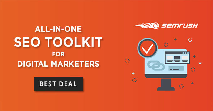 semrush trial offer